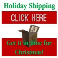 Willis Music Holiday Shipping
